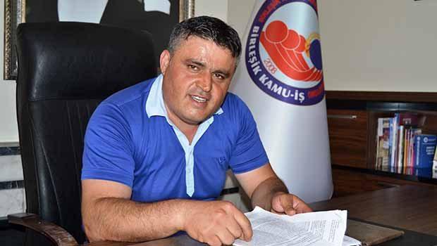 """Hürriyet Gazetesi'ne konuşan Mücahit Dede: """"Sosyal Denge Performansını İptal ettirdik"""" dedi."""